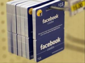 facebook crédits
