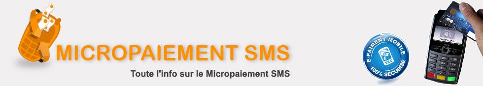 Micropaiement SMS