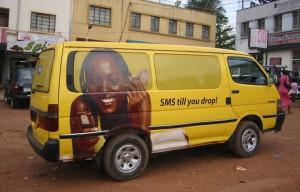 telephone mobile en Afrique avec MTN group