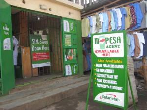 m-Pesa au Kenya