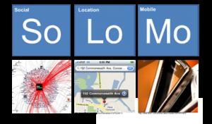 La stratégie smartphone de Solomo