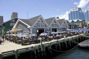 Un restaurant à Halifax
