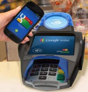 Une solution de paiement pour Google Wallet