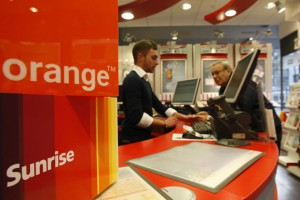 Orange innove avec le paiement sans contact
