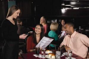 Paiement mobile en restaurant