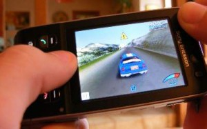 Les jeux sur mobile, appréciés