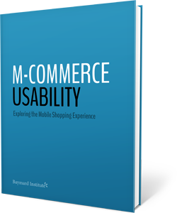 M-commerce usability
