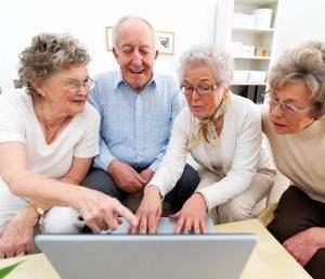 Les seniors et le e-commerce