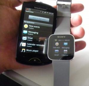 Smartwatches et paiement mobile
