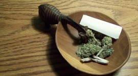 Une application de paiement pour de la marijuana médicale