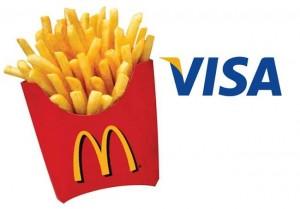 Mcdonalds-Visa